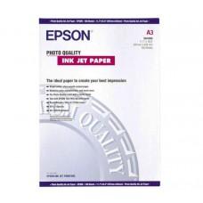 Фотобумага Epson Premium Glossy Photo Paper A3+ (C13S041316)