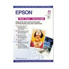 Фотобумага EPSON C13S041261 MPH A3, 50л