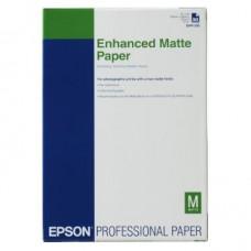 Фотобумага Epson Enhanced Matte Peper A3+ (C13S041719)