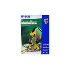 Фотобумага Epson Premium Glossy Photo Paper A4 20л (C13S041287)