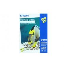 Фотобумага Epson Premium Glossy Photo Paper A4 (50 листов) (C13S041624)