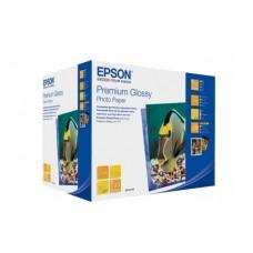 Фотобумага Epson Premium Glossy Photo Paper 13х18 (500л) (C13S042199)