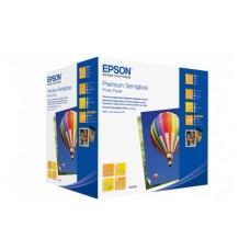 Фотобумага Epson Premium Semigloss Photo Paper 10x15, 500л (C13S042200)