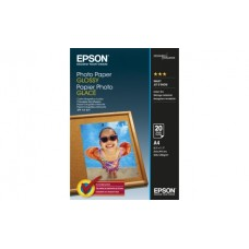 Фотобумага Epson Photo Paper Glossy A4 (20 л) (C13S042538)