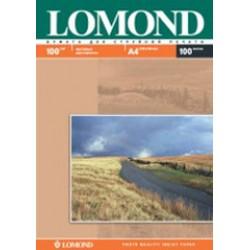 Фотобумага Lomond Матовая 2-сторон A4 100 г/кв.м. 100 л. (0102002)
