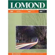 Фотобумага Lomond Матовая двухсторонняя A4 130 г/кв.м. 100 л. (0102004)