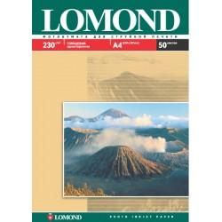 Фотобумага Lomond 230 г/м, глянец, А4 50л. (0102022)