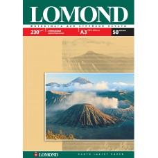 Фотобумага Lomond 230 г/м, глянец, А3 50л. (0102025)