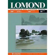 Фотобумага Lomond матовая 2*200г,50л,А4 (0102033)