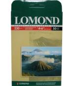 """Фотобумага 4""""x6"""" Lomond глянцевая одностороняя 230г/м2 50л (0102087)"""