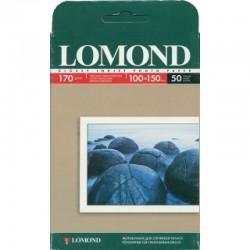 Глянцевая односторонняя фотобумага Lomond 10х15 170 г/кв.м. 50л. 0102150