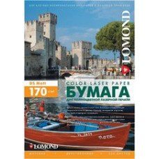 Фотобумага Lomond матовая 2-стор A4 170 г/кв.м. 250 л. (0300241)