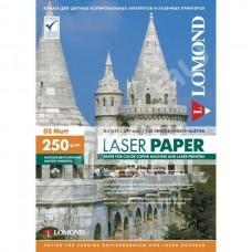 LOMOND Матовая фотобумага для полноцветной лазерной печати , 250 г/м2, А4, 150 л. (0300441)