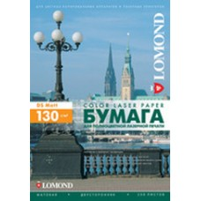 Фотобумага Lomond матовая 2-стор. A4 130 г/кв.м. 250 л. (0300542)