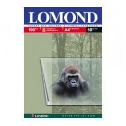 Lomond Пленка А4, 10л. для струйного принтера (0708411)