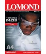 Фотобумага Lomond термопереводная,50л, светл, А4 (0808415)