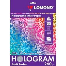 Фотобумага  Lomond с голографическим эффектом Блеск(0903041)