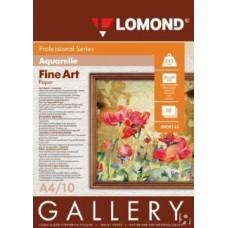 Фотобумага  Lomond ART Paper Aguarelle А4,210г,10л  (0909141)