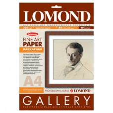 Бумага Lomond Fine ART Paper Velour А4, 1*290г,10л (0911341)