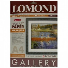 Бумага Lomond Fine ART Paper GRAINY 1*290г,10л,А4 (0912341)
