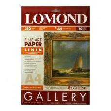 Бумага Lomond Fine ART Paper LINER 1*210г,10л,А4 (0913141)