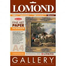 Бумага Lomond Linen - льняная фактура, А4, 230 г/м2, 10 л (0913241)