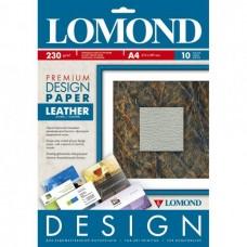 Фотобумага  Lomond для диз. работ КОЖА А4,1*230г,10л (0918141)