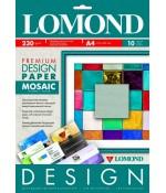 Дизайнерская бумага Мозаика (Mosaic), Глянцевая, A3, 230 г/м2, 20 листов. (0930032)