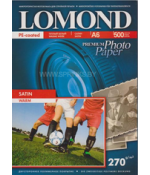 Фотобумага Lomond Satin Warm 10х15 270 г/кв.м 20 л. (1106201)