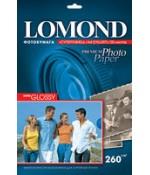 Фотобумага Lomond Super Glossy Bright A4, 260 г/м2, 20 л. (1103101)