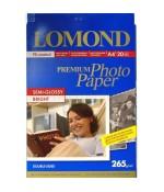 Фотобумага Lomond п/глянцевая 2*265г,20л,А4 (1106301)