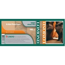 Рулонная фотобумага LOMOND XL Matt Paper, ролик 610мм*50,8 мм, 140 г/м2, 30 м (1202081)