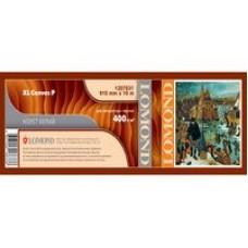 Рулонная фотобумага LOMOND XL Natural Canvas Pigment Archive - холст, ролик ( 610мм*10м), 400 мкм (1207031)