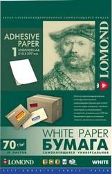 Lomond Самоклеющаяся А4 70 г/кв.м. 50 листов (2100005)