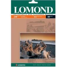 Фотобумага Lomond A5 230г/м2 50л.,матовая (0102069)