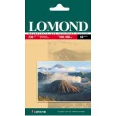 Фотобумага Lomond Глянцевая 10x15 230 г/кв.м. 50 листов (0102035)