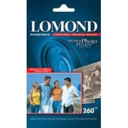 Lomond Суперглянцевая 10x15 260 г/кв.м. 20 листов (1103102)
