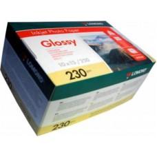 Фотобумага Lomond глян. односторонняя A6 230 г/кв.м. 250 листов (0102160)