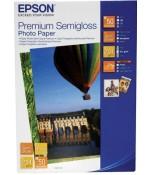 Фотобумага EPSON Premium Semigl Photo Paper 10х15,50л,251г/м2 (C13S041765)