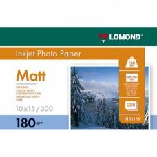 Фотобумага Lomond матовая A6 180 г/кв.м. 300 листов (0102158)