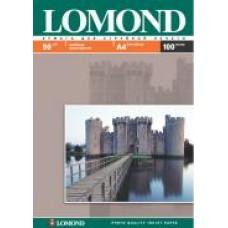 Фотобумага Lomond Матовая A4 90 г/кв.м. 100 листов (0102001)