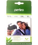 Фотобумага Perfeo 10х15 230 г/м2 глянцевая 50л (PF-GLR4-230/50)