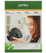 Фотобумага Perfeo А4 170 г/м2 матовая 100л (PF-MTA4-170/100)