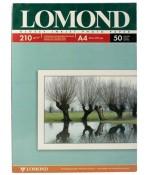 Фотобумага Lomond глянцевая-матовая A4 25 л. (0102047)