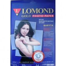Бумага Lomond Gold барит. сатин А4,1*325, 20л (1100202)