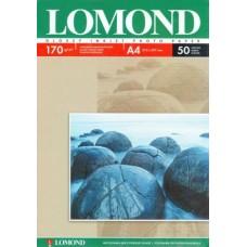 Фотобумага Lomond Глянцевая  A4 170 г/кв.м. 50 л. (0102142)