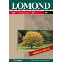 Фотобумага Lomond Глянцевая A4 160 г/кв.м. 50 листов (0102055)
