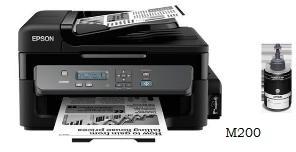 какой принтер  лучше Epson M200